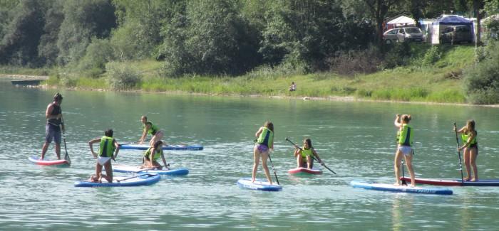 Mardi 1er août : paddle et barbecue