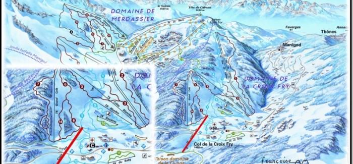 Sortie ski du 7 février