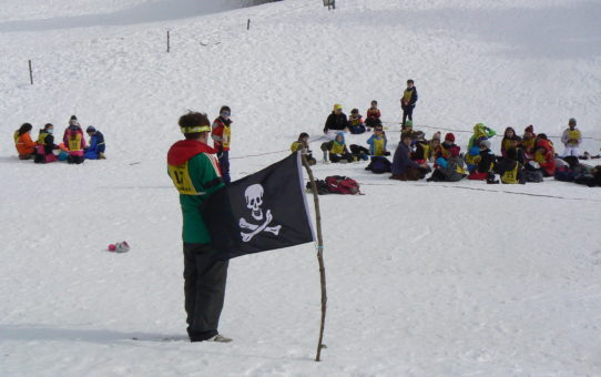 Mardi 16 février, les pirates sont au Semnoz !!
