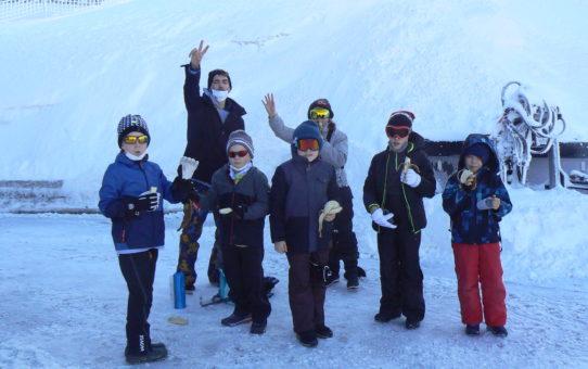 Il était une fois… une journée à la neige avec le centre de loisirs Claude Vaillot