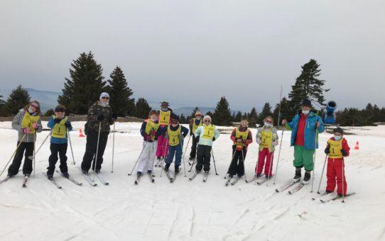 Sotie ski de fond et luge du 3 mars