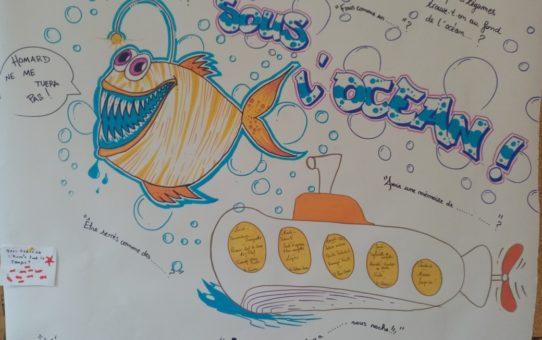 Quintal est «sous l'océan» cette semaine
